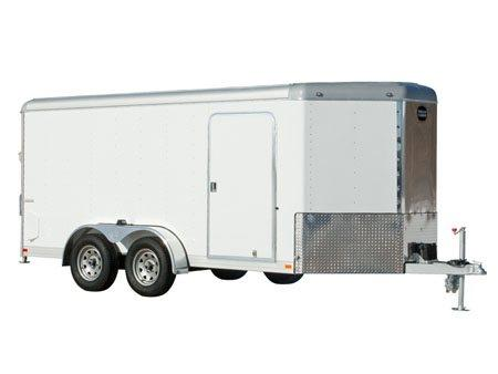 2016 Wells Cargo CW1422-102-V Enclosed Cargo Trailer