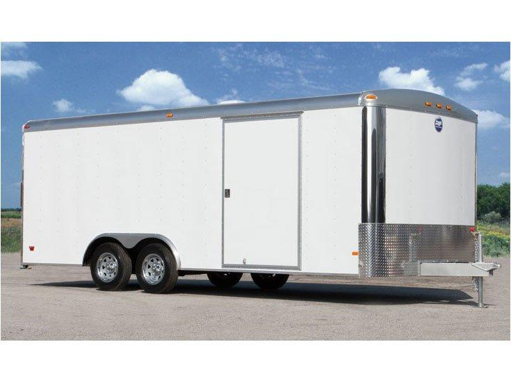 2016 Wells Cargo RF85X162 Enclosed Cargo Trailer