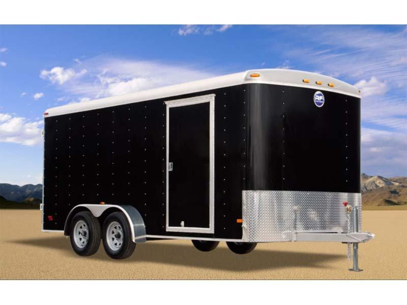 2016 Wells Cargo RF7X162 Enclosed Cargo Trailer