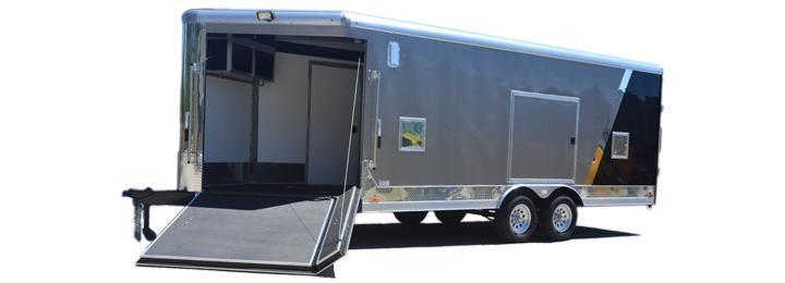2020 Cargo Express ProSport Combo Series Trailer