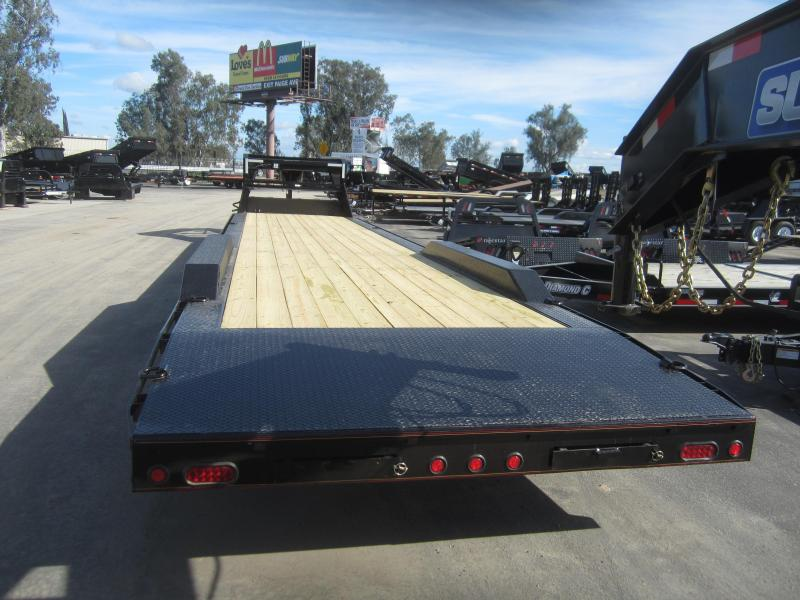 "2017 Maxxd Trailers 40X102- MAXXD 8"" CHANNEL CARHAULER Car / Racing Trailer"