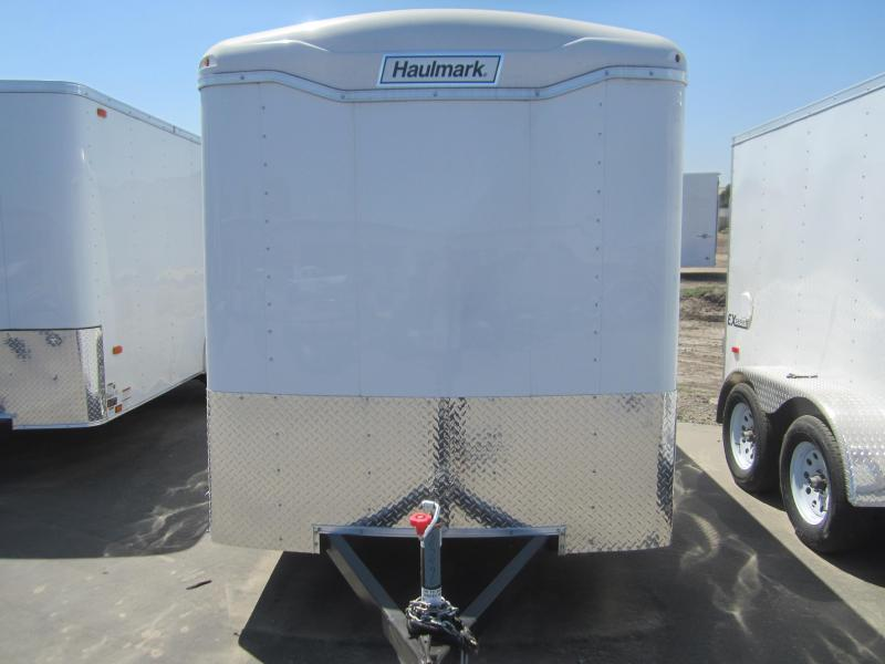 2016 Haulmark TST6X14DS2 Enclosed Cargo Trailer