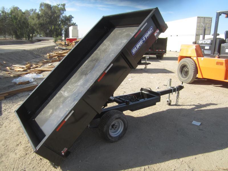 2016 Sure-Trac ST5408D-B Dump Trailer