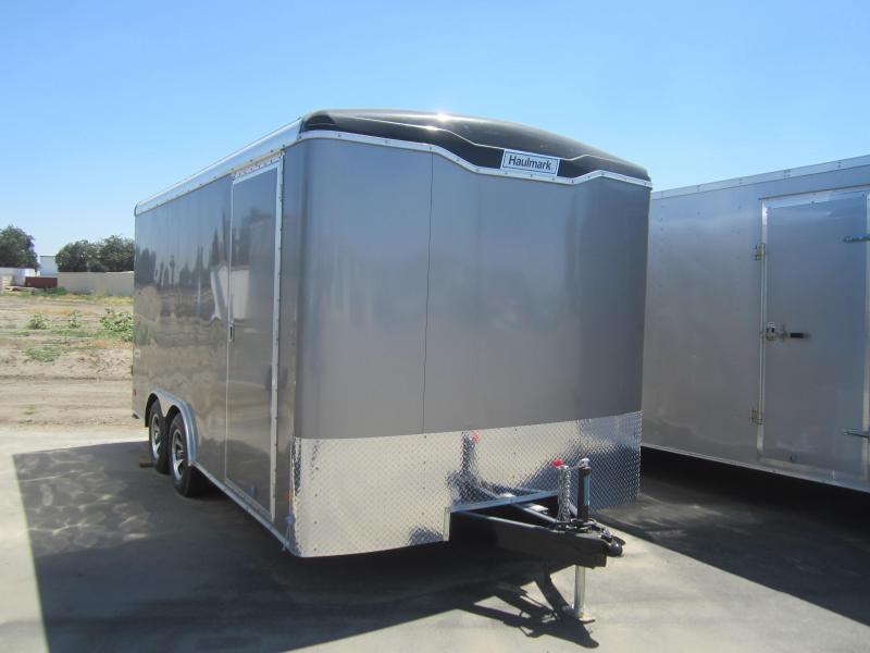 2016 Haulmark TST85X16WT2 Enclosed Cargo Trailer
