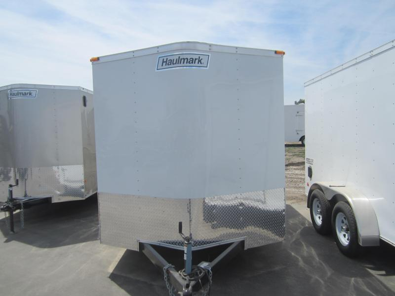 2015 Haulmark PPT7X14DT2 Enclosed Cargo Trailer