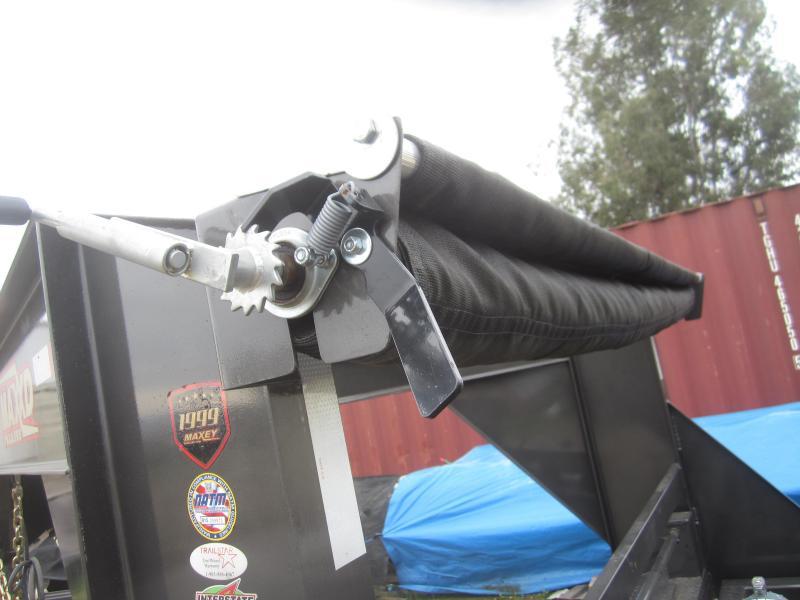 2017 Maxxd Trailers 16X83- MAXXD 21K ROLL-OFF DUMP Dump Trailer