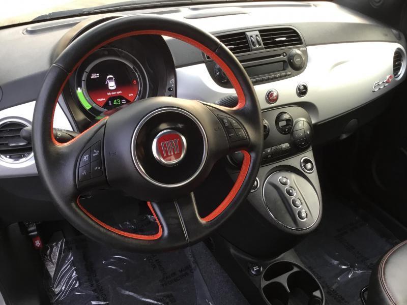 2014 Fiat  E500