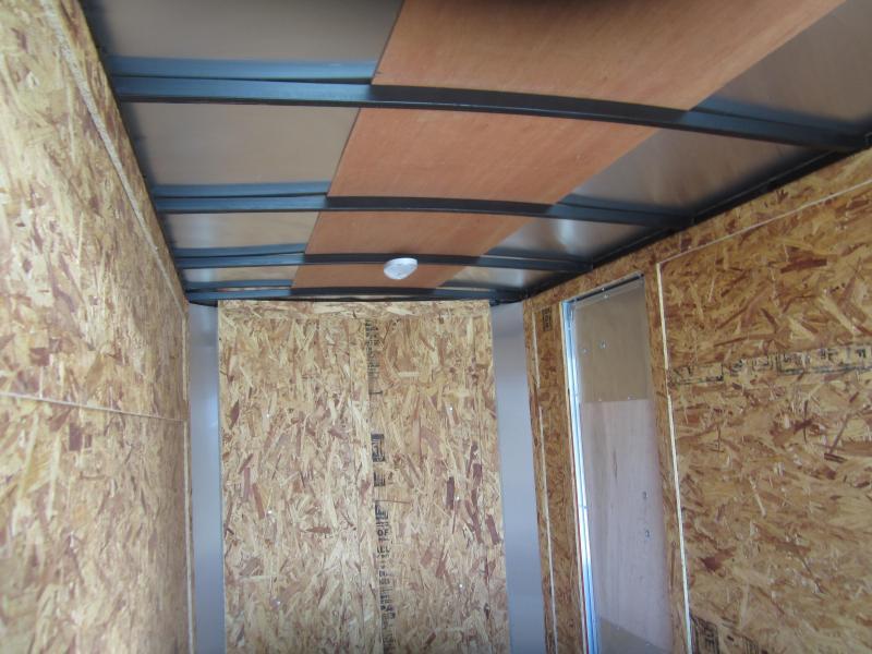2018 Cargo Express EX5X10S12 Enclosed Cargo Trailer