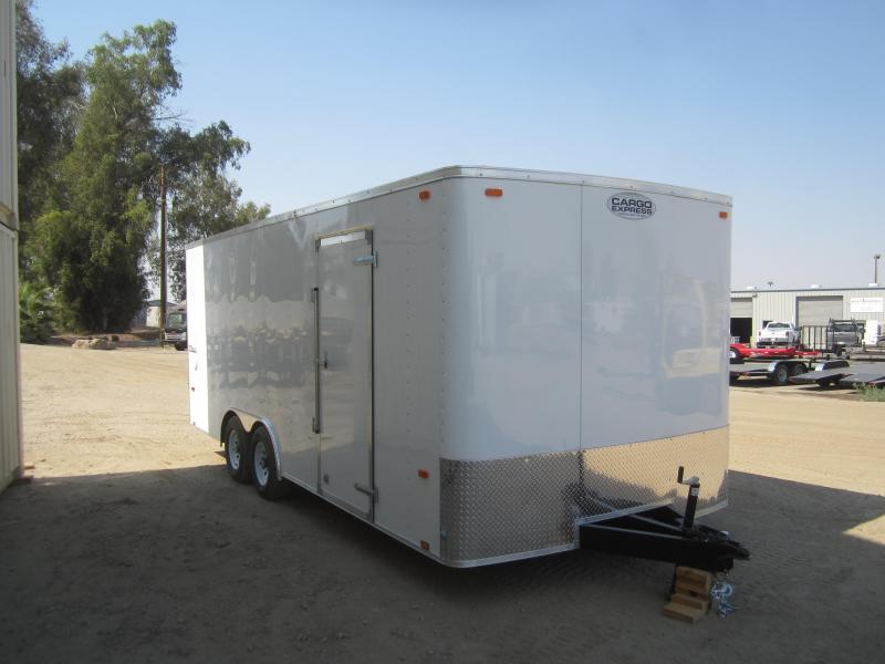 2017 Cargo Express EX85X20TE3 Enclosed Cargo Trailer