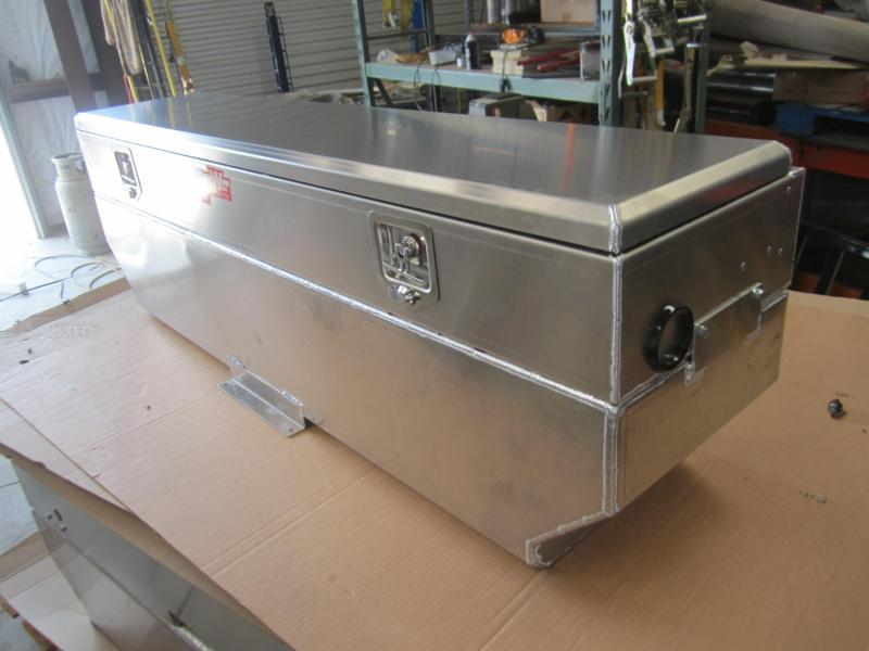 Fuel Tank Tool Box : Other fm tt s fuel tank and tool box bronco