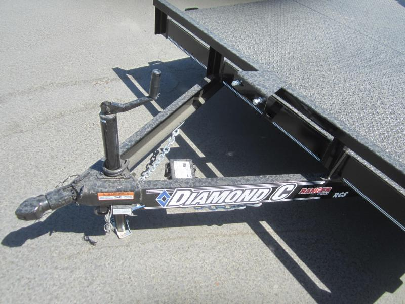 2016 Diamond C Trailers RCS20X83 Car / Racing Trailer