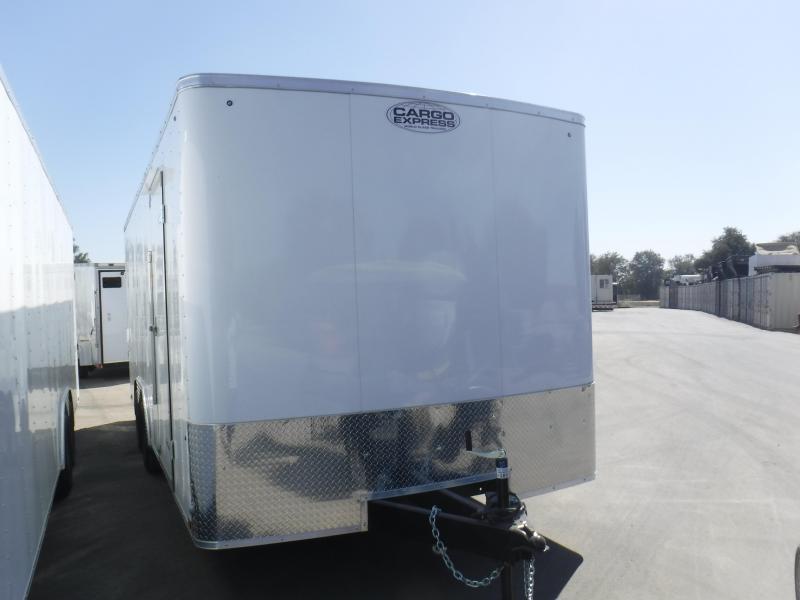 2019 Cargo Express EX85X20TE3 Enclosed Cargo Trailer
