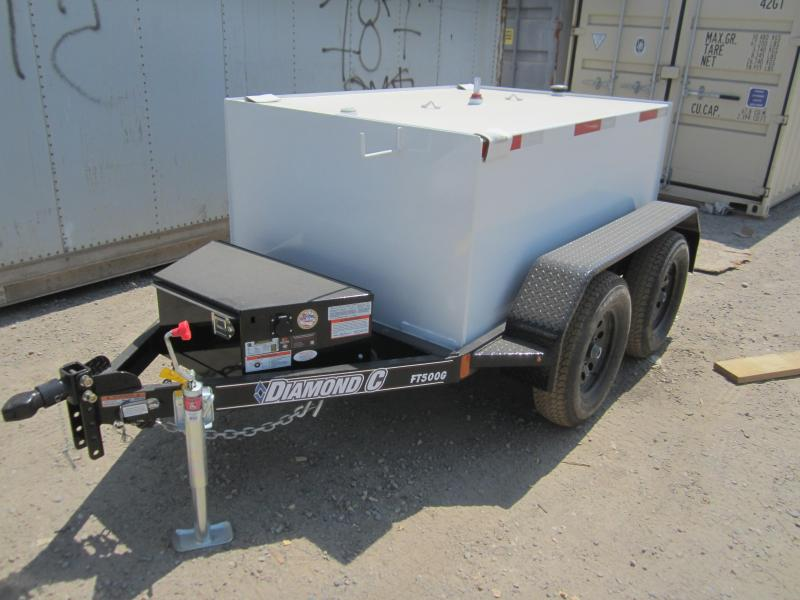 2016 Diamond C Trailers FT500G Other Trailer