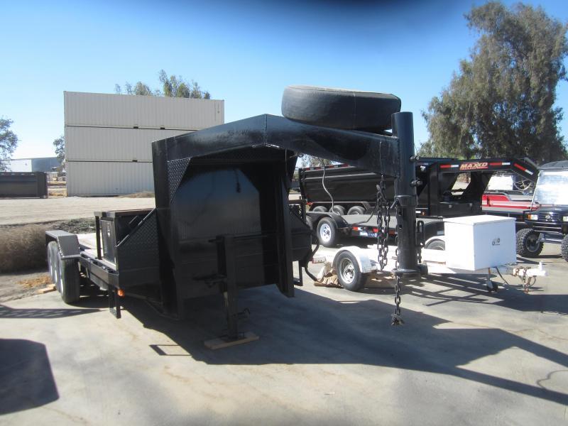 2010 Other GOOSENECK TILT Equipment Trailer
