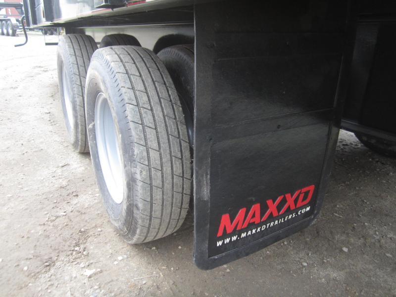 2017 Maxxd Trailers 20X96- MAXXD 96 TANDEM DUAL DUMP Dump Trailer