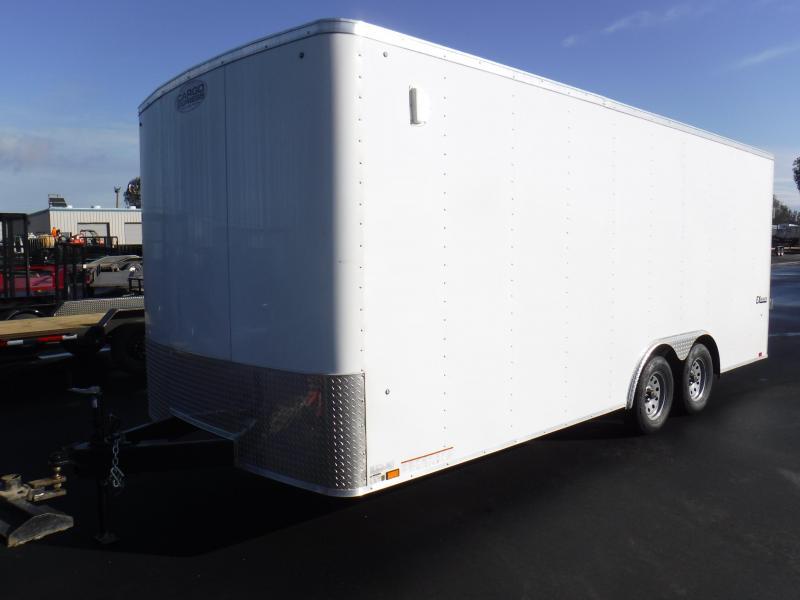 2019 Cargo Express EX85X20TE2 Enclosed Cargo Trailer