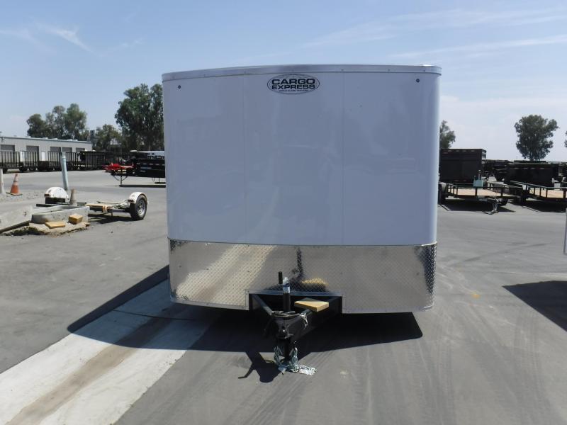 2019 Cargo Express EX85X16TE2 Enclosed Cargo Trailer
