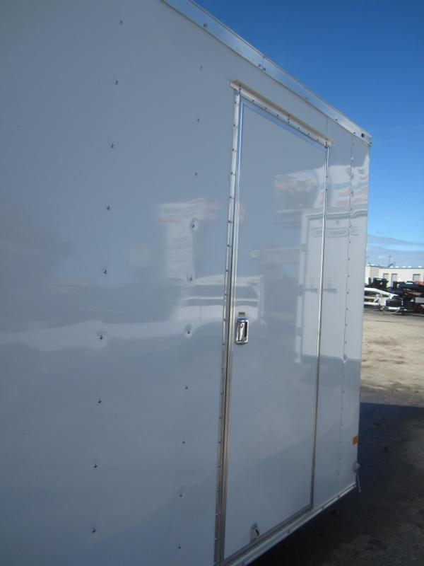 2017 Haulmark PPT85X24WT3 Enclosed Cargo Trailer