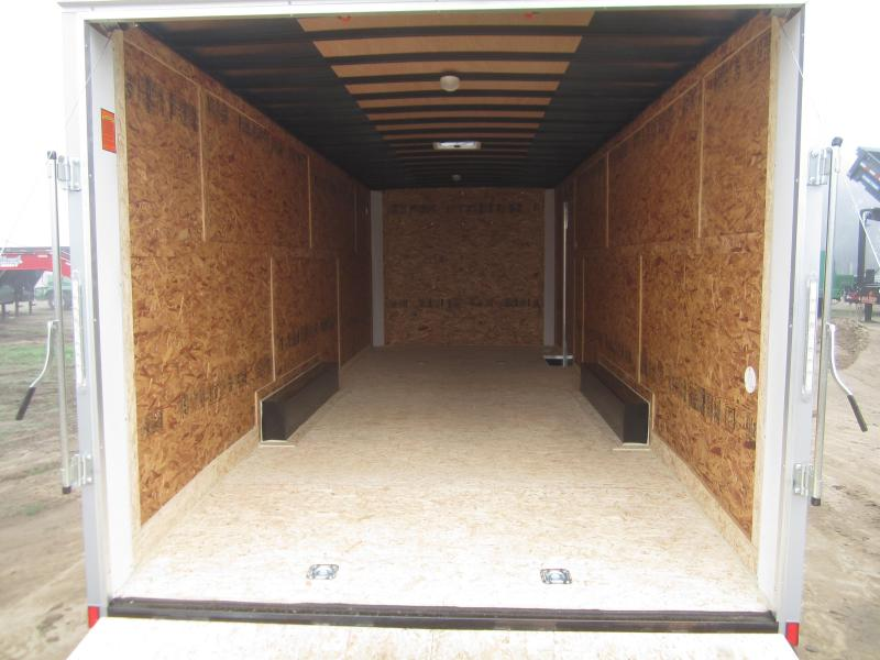 2017 Cargo Express EX85X24TE3 Enclosed Cargo Trailer