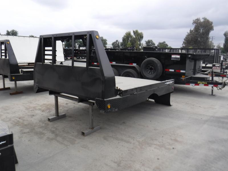 2018 Bradford Built Mustang Truck Bed California Trailer