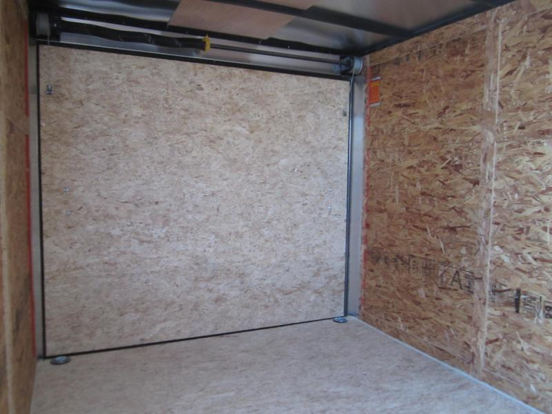 2016 Look Trailers PACE AMERICAN Enclosed Cargo Trailer