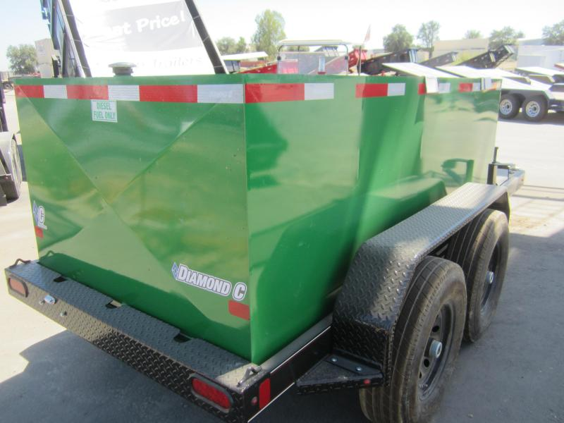 2016 Diamond C Trailers FT950G Other Trailer