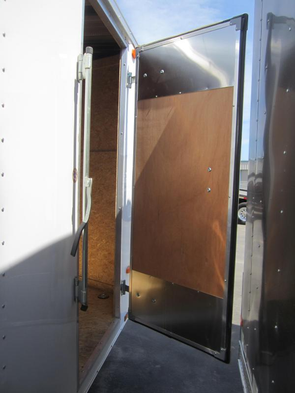 2016 Pace American OBV7X16TE2 Enclosed Cargo Trailer