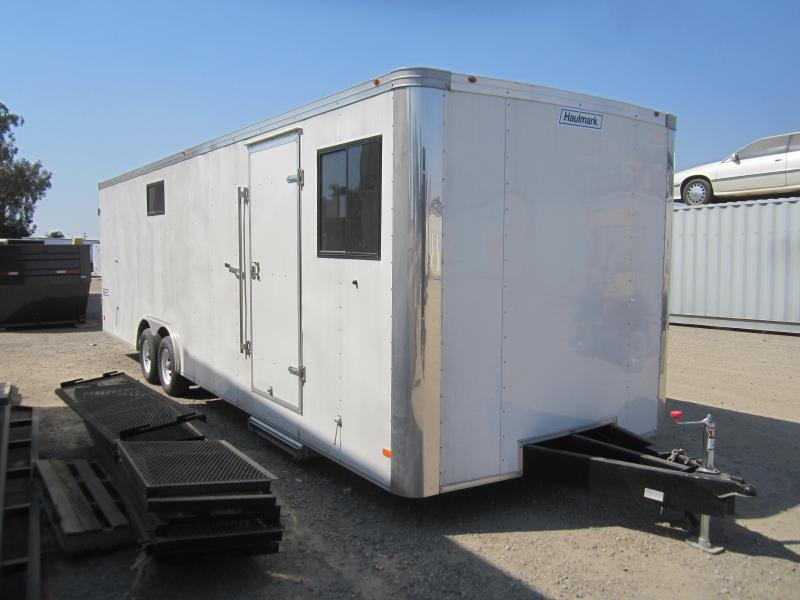 2015 Haulmark JSO85X28WT3 Enclosed Cargo Trailer