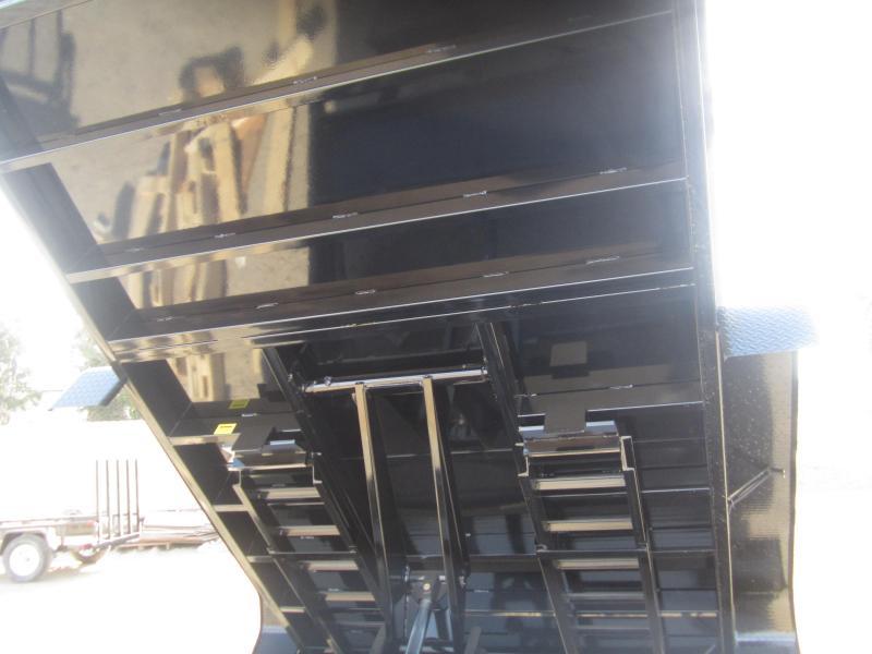 2016 Sure-Trac ST8212HLOD-B-140 Dump Trailer