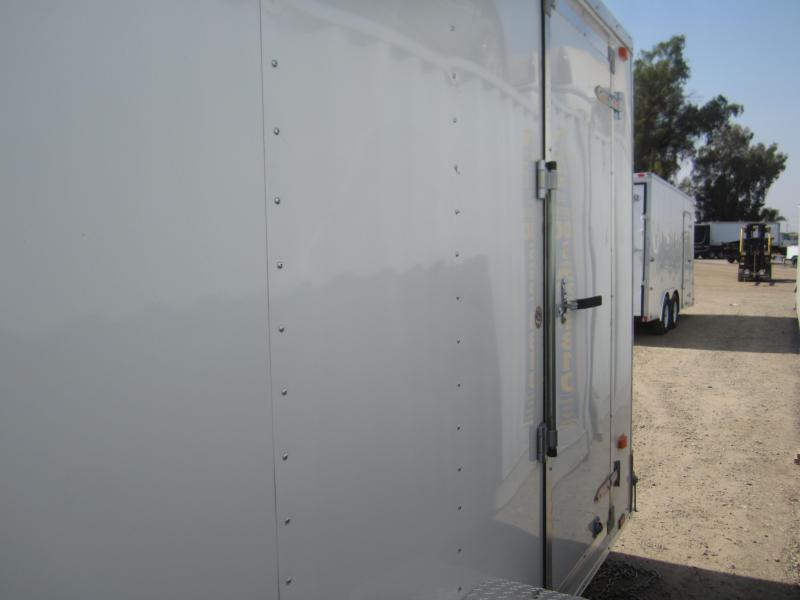 2017 Cargo Express EX7X12TE2 Enclosed Cargo Trailer