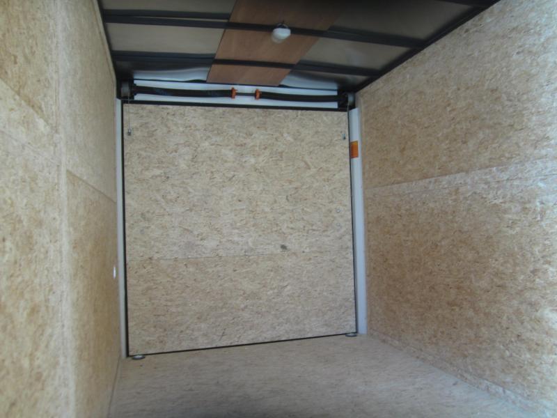 2018 Cargo Express EX7X16TE2 Enclosed Cargo Trailer