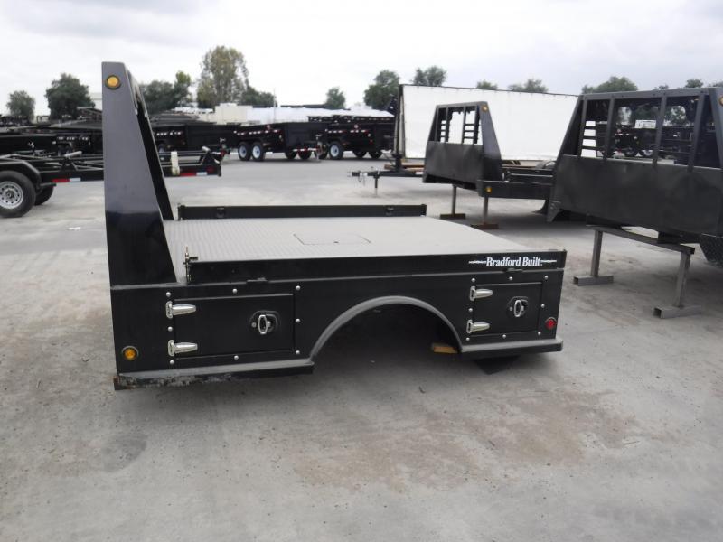 2017 Bradford Built Truck Bed Truck Bed Bronco Trailer Lemoore