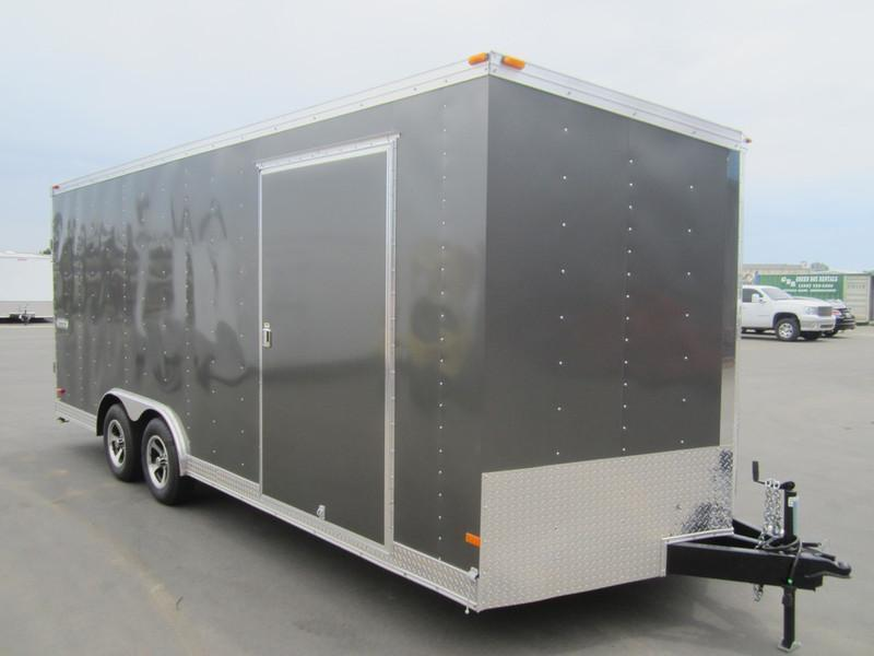 2015 Haulmark TSTV85X20WT2 Cargo / Enclosed Trailer