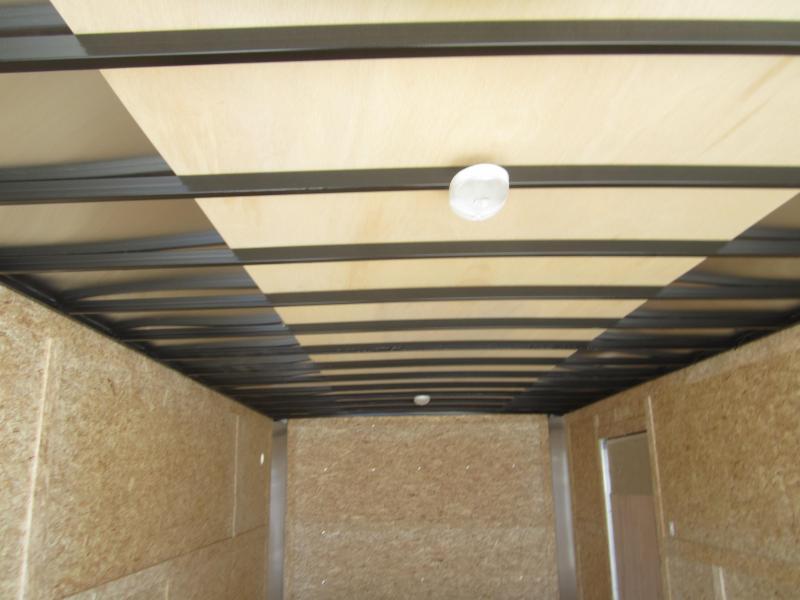 2017 Cargo Express EX85X20TE2 Enclosed Cargo Trailer