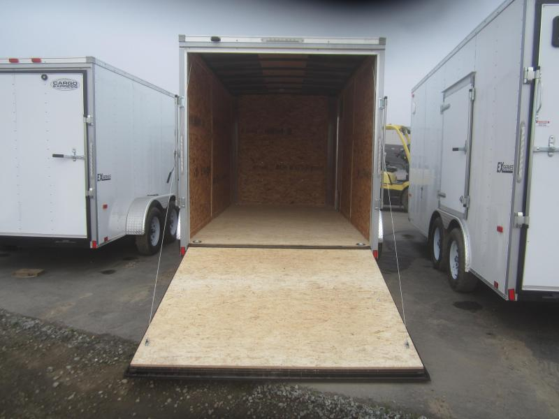 2017 Cargo Express EX7X14TE2 Enclosed Cargo Trailer