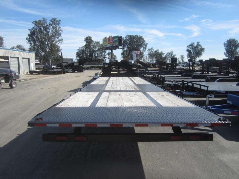 2017 Sure-Trac ST1022210LPDOPL72A-GN-239 Equipment Trailer