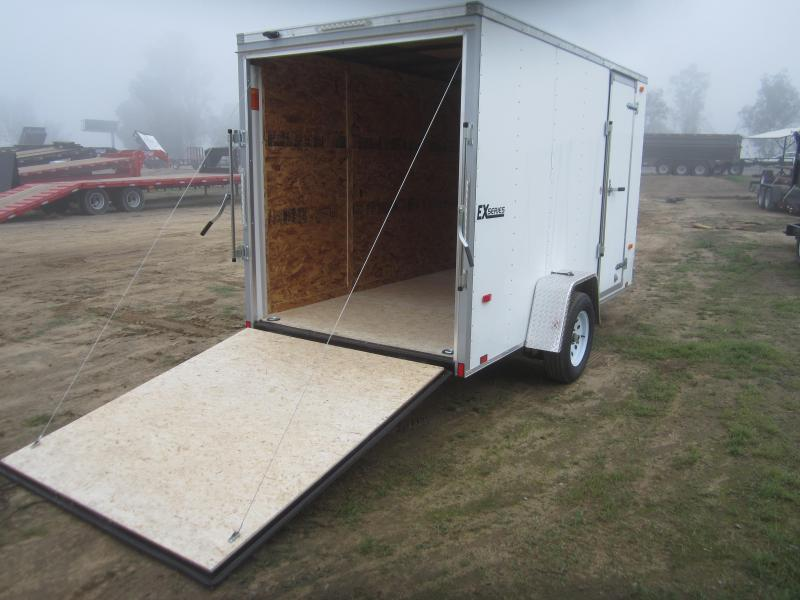 2017 Cargo Express EX6X12SI2 Enclosed Cargo Trailer