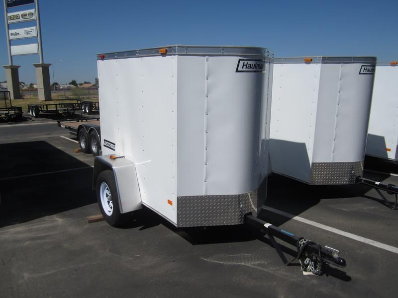 2012 Haulmark PPT4X6DS2 Cargo / Enclosed Trailer