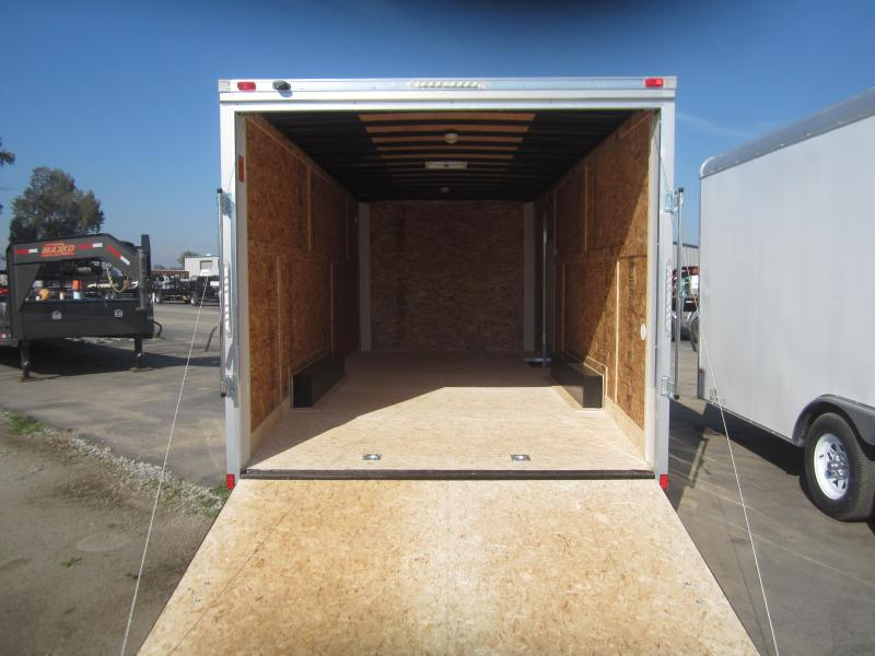 2017 Cargo Express EX85X20TE2 Enclosed Cargo Trailer