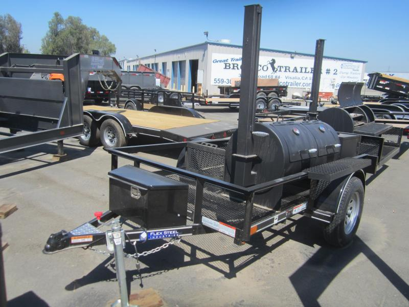 2016 Diamond C Trailers 8 BBQ Other Trailer