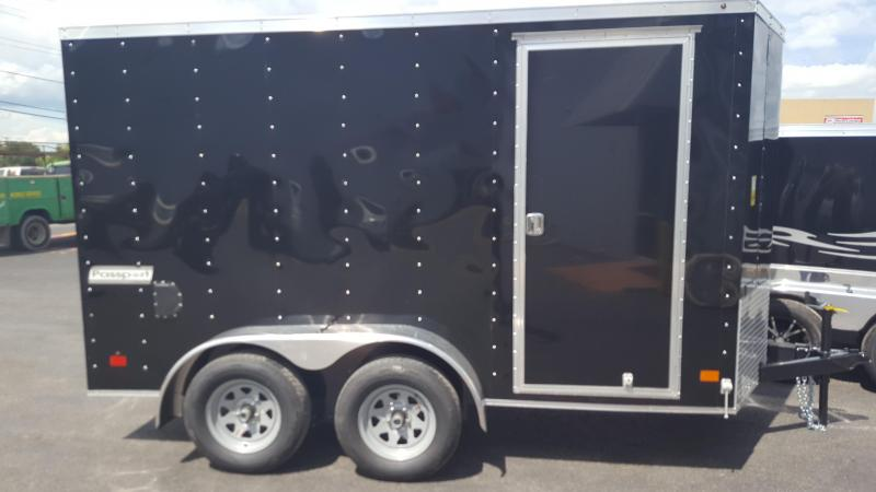 2017 Haulmark PPT6X12DT2 CARGO/ENCLOSED TRAILER ******HAVE EVERY SIZE YOU MAY NEED IN STOCK******