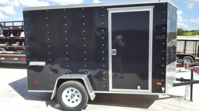 2017 Haulmark PPT6X12DS2 Cargo/Enclosed Trailer  ******HAVE EVERY SIZE YOU MAY NEED IN STOCK******