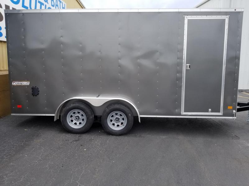 2017 Haulmark PPT7X16DT2 Enclosed Cargo Trailer  ******HAVE EVERY SIZE YOU MAY NEED IN STOCK******