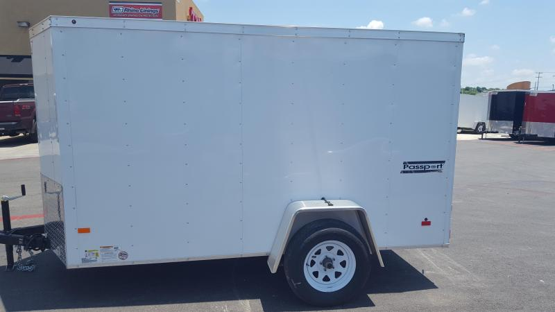 2017 Haulmark PPT5X10DS2 CARGO/ENCLOSED TRAILER******HAVE EVERY SIZE YOU MAY NEED IN STOCK******