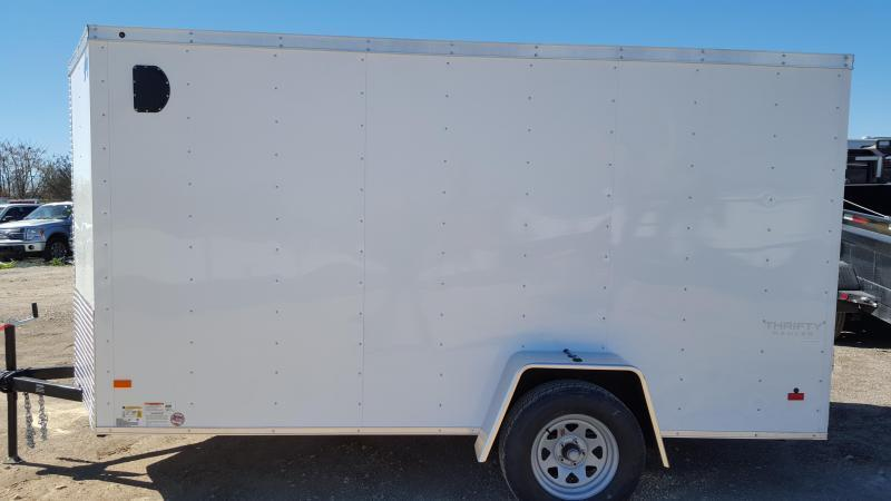 2017 Haulmark TH6X12DS2 CARGO ENCLOSED TRAILER******HAVE EVERY SIZE YOU MAY NEED IN STOCK******