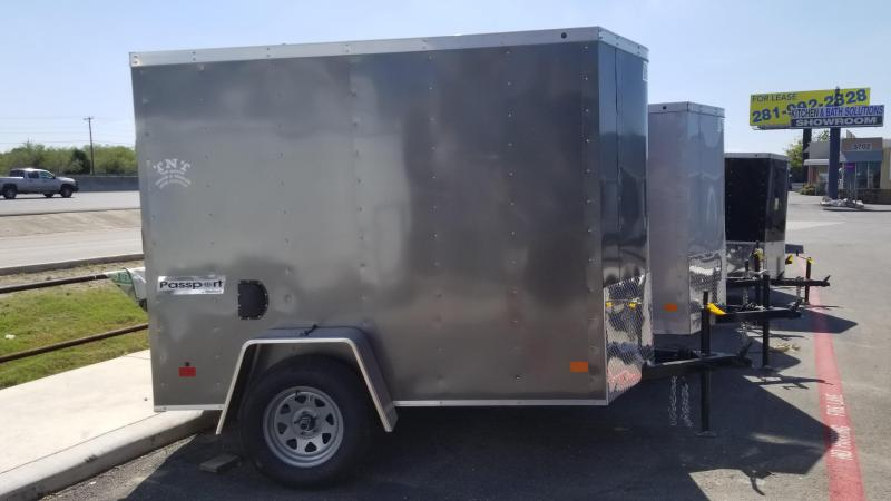 2018 Haulmark PPT5X8DS2 Enclosed Cargo Trailer ******HAVE EVERY SIZE YOU MAY NEED IN STOCK******