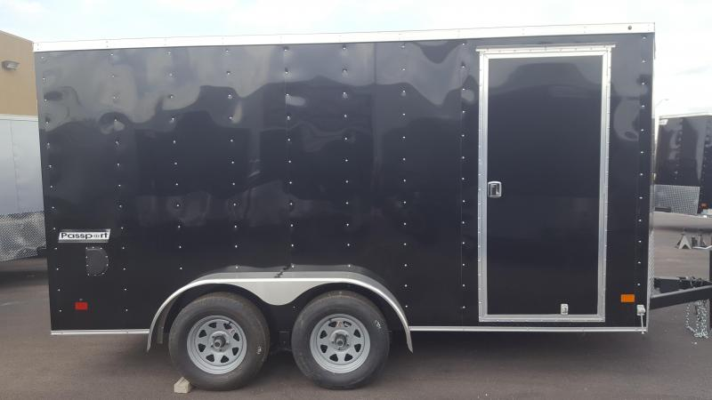 2017 Haulmark PPT7X14DT2 Enclosed Cargo Trailer******HAVE EVERY SIZE YOU MAY NEED IN STOCK******