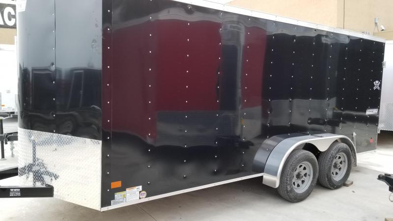 2018 Haulmark PPT7X16DT2 Cargo/ Enclosed Trailer  ******HAVE EVERY SIZE YOU MAY NEED IN STOCK******