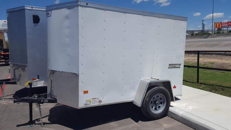 2017 Haulmark PPT5X8DS2 Cargo/ Enclosed Trailer ******HAVE EVERY SIZE YOU MAY NEED IN STOCK******