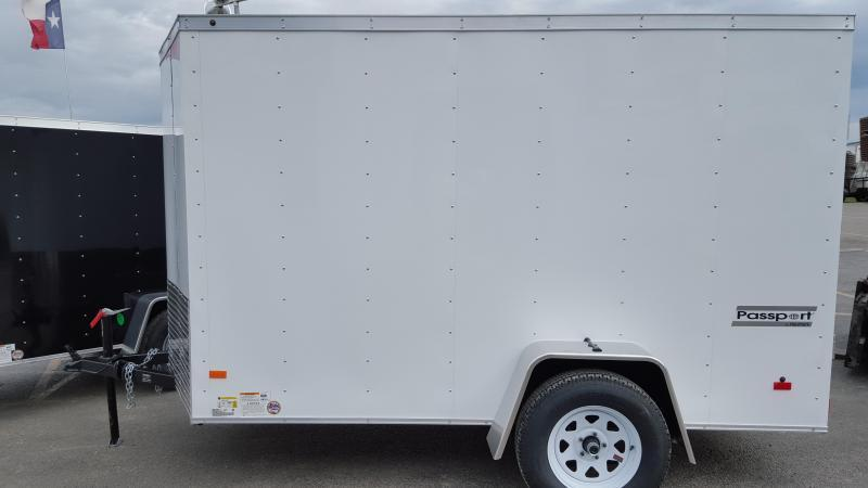 2017 Haulmark PPT6X10DS2 Cargo/Enclosed Trailer ******HAVE EVERY SIZE YOU MAY NEED IN STOCK******